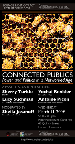 Connected Publics poster