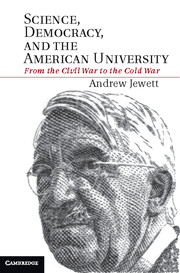 Science, Democracy, and the American University: From the Civil War to the Cold War event poster
