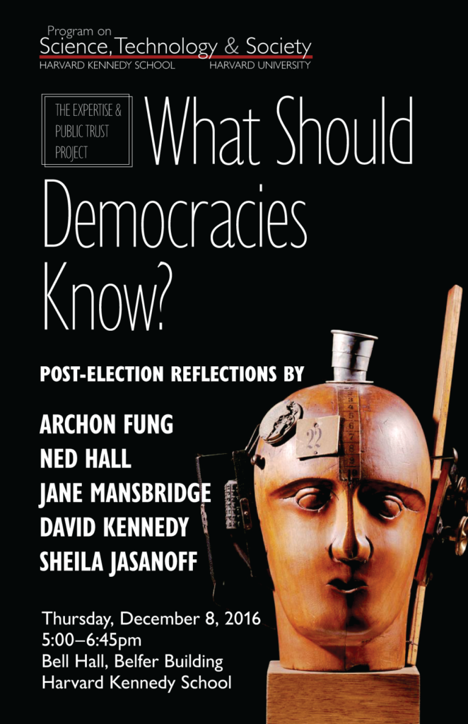 democracies_know_poster