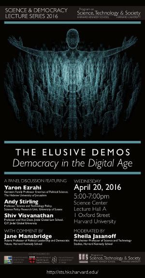 The Elusive Demos poster